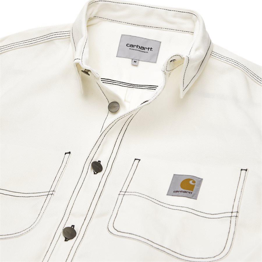 CHALK SHIRT I025939 - Chalk Shirt - Skjorter - Regular - WAX RIGID - 3